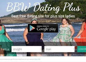 BBW Dating Plus